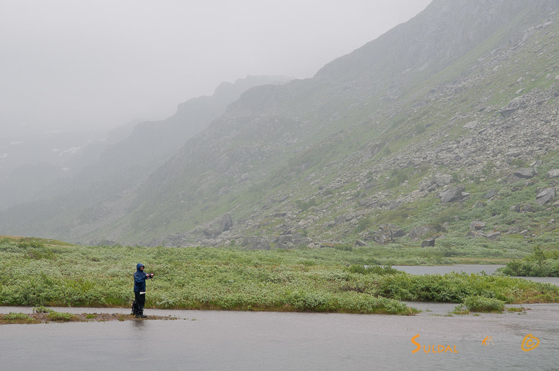 Fiske i Kvanndalen