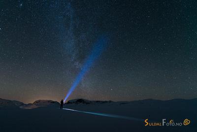 Under stjernehimmelen
