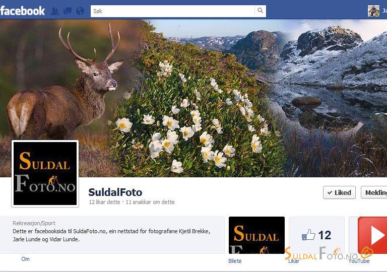 Fireshoot SuldalFoto på Facebook