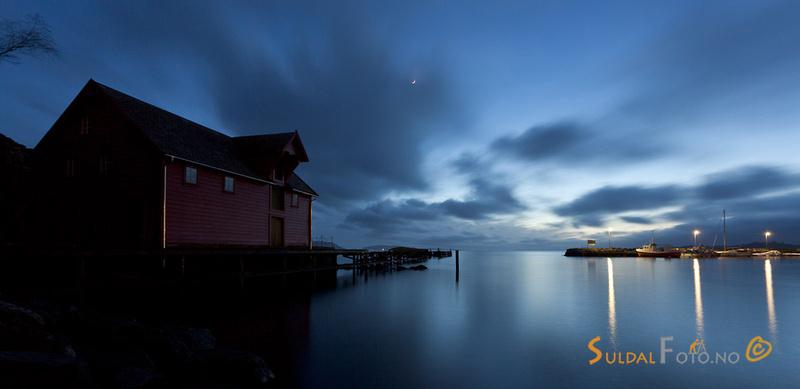 Noresjøen på Jelsa